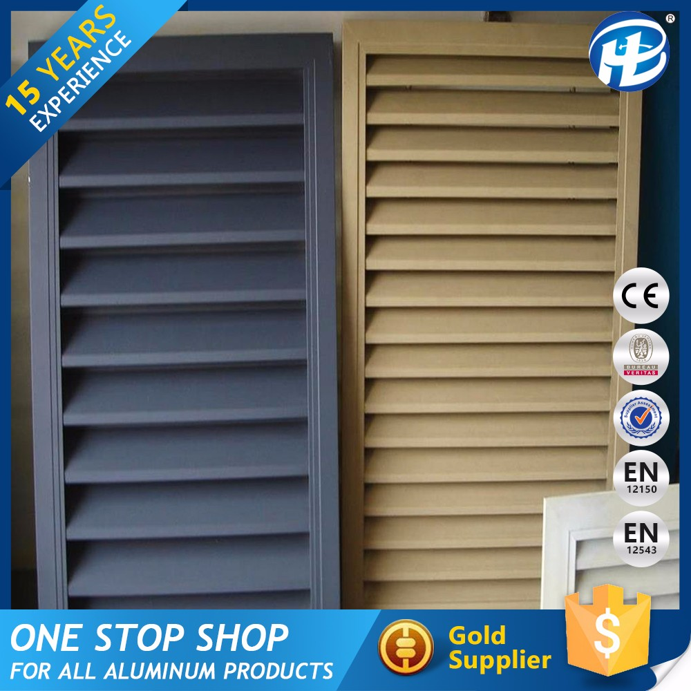 Import From China Roller Shutter Slats