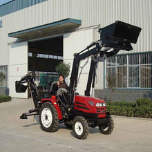 mini tractor backhoe loader with cheap prices