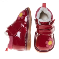 SQ-C5808-RD 2014 new style kids squeaky shoes wholesale