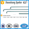 Bicycle spare part varlable eliameter UCP 8g 9g 10g 11g 12g 13g 14g 15g spoke and nipple
