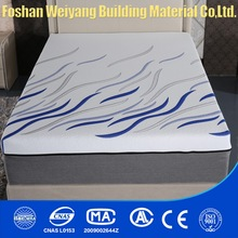 WY18-FD Wholesale soft side fireproof dunlop sweet dreams latex foam mattress