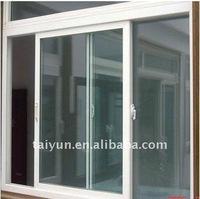 office sliding glass window