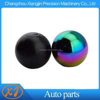 Aluminum Alloy Colourful Auto Car Manual Gear Shift Knob