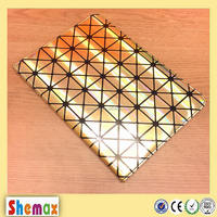Hot-selling shiny smart flip tablet case for ipad 2/3/4
