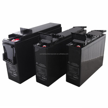VGG series high performance front terminal lead acid gel deep cycle battery