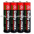 R03P-4S (SUM-4/AAA Size) dry battery