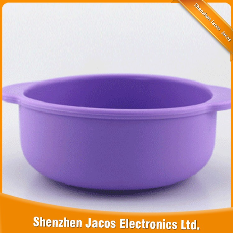Hot Sales Eco-Friendly non-toxic baking Mixing Salad silicone bowl