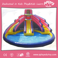 Aplay Toddler Indoor Bounce House Children Jump Play Area