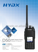 HYDX D50 Powerful Fm Transmitter Long Distance Radio Taxi Communication