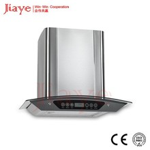 60CM curved glass canopy 3 speed range hood JY-HP6005