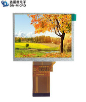 Best selling 4 inch TFT LCD display monitor with 320*240 resolution