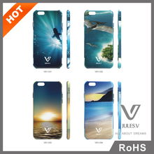 Ocean Serie Sublimation Cell Phone Case Wholesale For iPhone 6/6 Plus