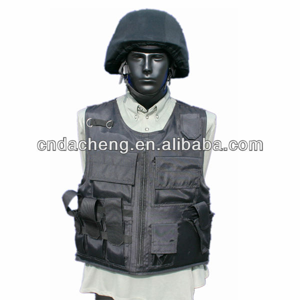 bullet proof vest and ceramic body armor for the tactical overt style