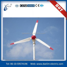 500kw wind turbine with CE Patents