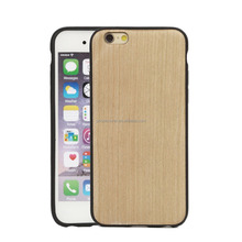 Luxury Wood Grain Style PC material back cover for iphone 4 4s 5 5s 6 6plus wood phone cases