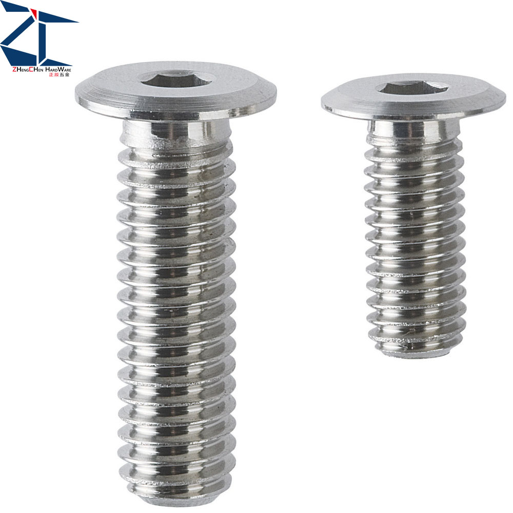 Trade Assurance low head socket cap <strong>screws</strong> stainless gold supplier