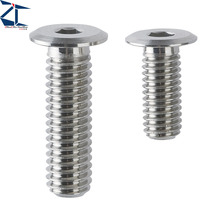 Trade Assurance low head socket cap screws stainless gold supplier