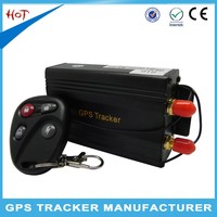 GPS Tracking software car gps tracker tk103 with real time tracking
