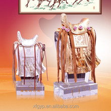 Crystal saddle souvenir gift sets