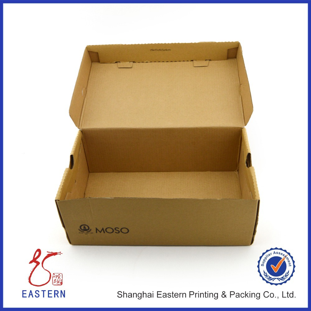 Eco-friendly Shoe Box Dimensions