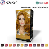 2016 most popular products color hair EXW price Brown hair dye