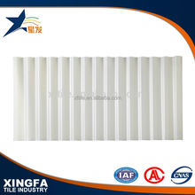 Resistance acid raw material for corrugated roofing sheet