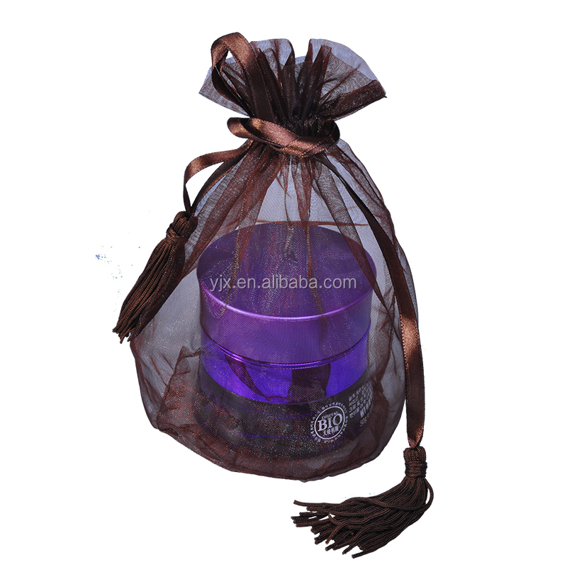 custom organza gift bags/organza pouch wholesale