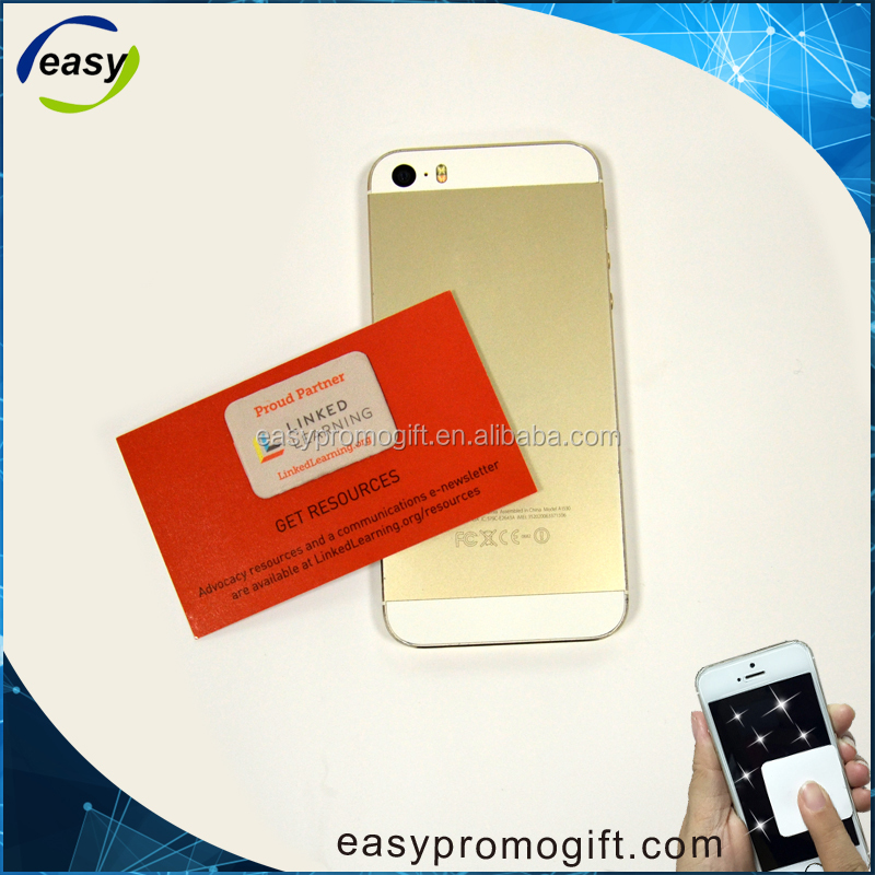 microfiber cell phone cleaner sticker