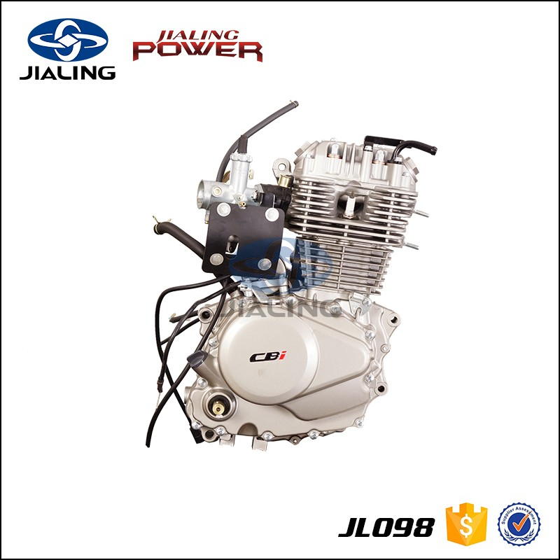 JIALING Oil- cooling gasoline 250cc motorcycle engine for bicycle