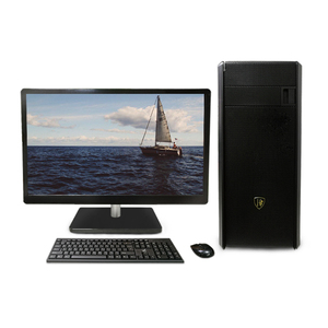 High Quality Industrial Desktop PC 17 inch assembling gaming desktop computer