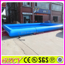 Adults Used Top Quality PVC Inflatable Pool