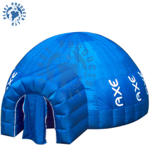 Large Durable Outdoor Used Inflatable Air Dome Tent For Sale