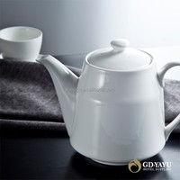 1000ml Large Volume Thai-style Teapot Ceramic Tea Pot from China Factory