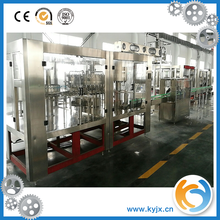 automatic carbonated drinks making machine