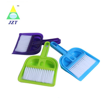 Customized Printed Household Plastic Mini Broom And Dustpan