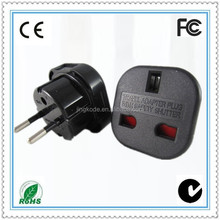 UK to EU plug universal travel adapter adaptor converter charger, eu to uk adapter mobile phone shop names