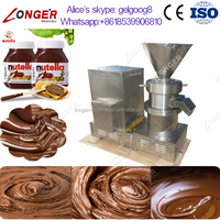 Electric Cocoa Butter Grinder Cocoa Bean Grinding Machine For Sale