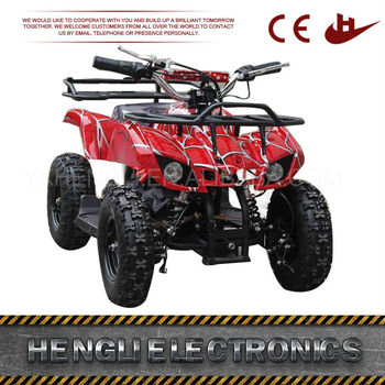High quality 4x4 36v automatic atv