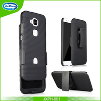 Flying shell holster combo belt phone case cover for Huawei g8