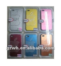 Memory Steve Jobs Case/shell/housing for Iphone 4