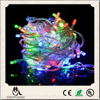 CE rosh christmas light connector for wedding decoration christmas light connector
