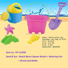 6Pcs China Best Selling Products Sand Beach Toys from Shantou Chenghai Toys