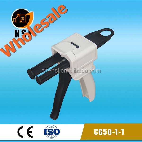 50ML 1:1 corian gun for acrylic solid surface adhesive