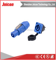 Jnicon professional manufcturer direct sale electric connectors three contact waterproof