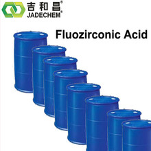 45% Fluorozirconic acid for metal surface treatment industry