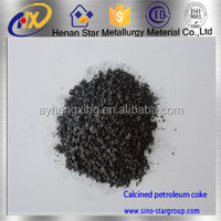 1-5mm High Carbon Low Sulfur Gpc/cpc /graphitized Petroleum Coke