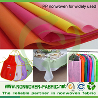 Sunshine Eco-Friendly Water Resistant Non-woven Fabric For Home Textile