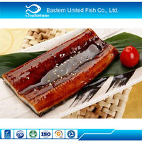 China Factory Supplier Frozen Broiled Eel