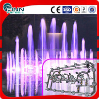 led light indoor party drinking water fountain