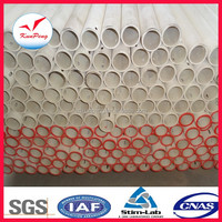 Super Wide Roller Kiln Use Big Size Alumina Ceramic Roller